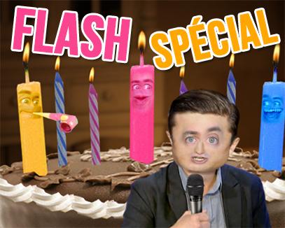 Flash Special Carte Anniversaire Animee Tous Mes Voeux Com