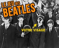 carte virtuelle mobile : Le jeu des Beatles