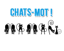 carte virtuelle chatons : Chats-mot