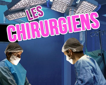 carte virtuelle sketch : Les chirurgiens