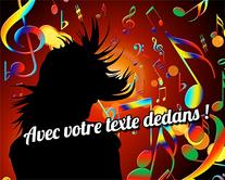 carte virtuelle danser : C'est la fête !
