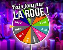 Fais tourner la roue ! - carte virtuelle humoristique à personnaliser