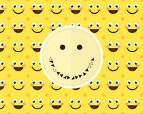 Smileys - carte virtuelle humoristique personnalisable