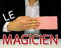 carte virtuelle as : Le magicien