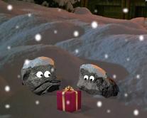 carte virtuelle joyeux : Les cailloux