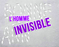 carte virtuelle neige : L'homme invisible