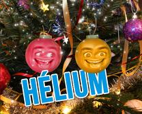 Hélium - carte virtuelle humoristique personnalisable