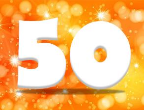 Texte Anniversaire 50 Ans Idees De Textes Originales Pour