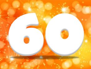 Texte anniversaire 60 ans